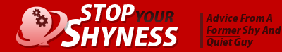Stop Your Shyness Blog